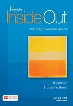 Inside Out New Beginner SB + CD + eBook MACMILLAN Sue Kay, Vaughan Jones