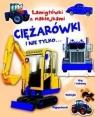 Łamigłówki z naklejkami Ciężarówki i nie tylko... praca zbiorowa