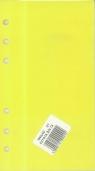 Wkład do organizera ST Czysta żółta ANTRA