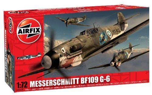 AIRFIX Messerschmitt Bf1 09 G-6