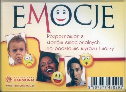 Emocje Rozpoznawanie stanów emocjonalnych na podstawie wyrazu twarzy Karty