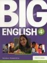 Big English 4 Pupil's Book