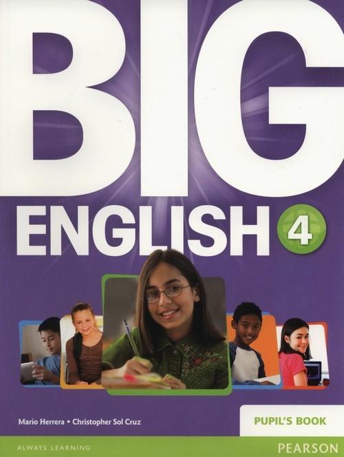 Big English 4 Pupil's Book Herrera Mario, Sol Cruz Christopher