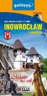 Inowrocław i okolice - plan miasta 1:11 000