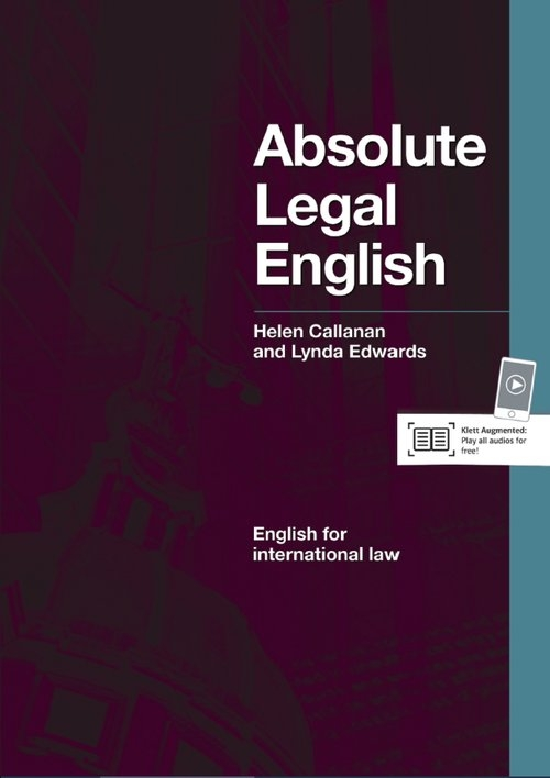 Absolute Legal English B2-C1 Helen Callanan, Lynda Edwards