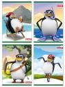 Zeszyty Dan-Mark penguin A5 linia 32 (5905184014292)