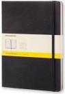 Notes Classic 19x25 tw. kratka- czarny MOLESKINE