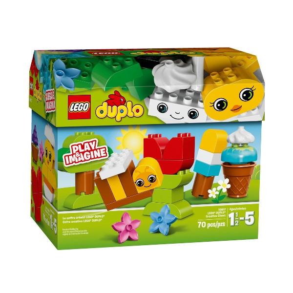 LEGO DUPLO Kreatywny Kuferek (10817) (Uszkodzone opakowanie)