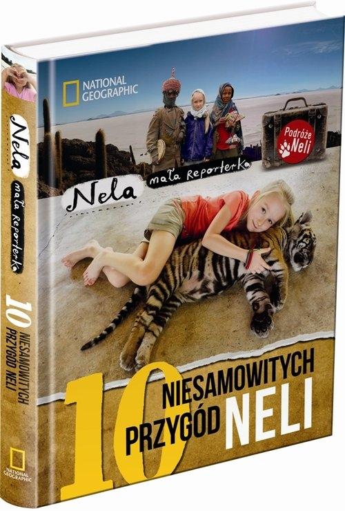 10 niesamowitych przygód Neli Nela