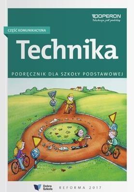 Technika 4-6. Część komunikacyjna. Podręcznik praca zbiorowa
