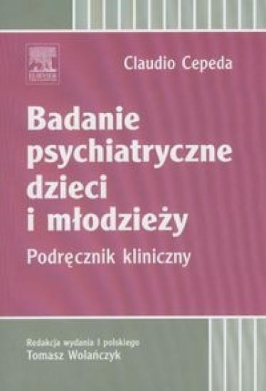 Badanie psychiatryczne dzieci i młodzieży Cepeda Claudio