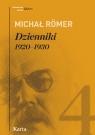 Dzienniki Tom 4 1920-1930