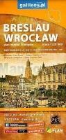 Plan miasta - Wrocław/Breslau 1:20 000