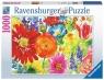 Puzzle 1000: Bujność kwiatów (197293)