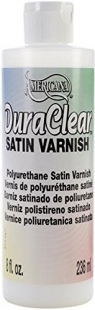 DuraClear Satin Varnish 236ml