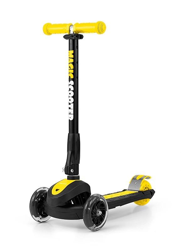 Hulajnoga Scooter Magic Yellow (24293)
