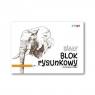 Blok rysunkowy biały A3/20K (10szt) STRIGO