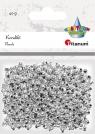 Koraliki srebrne (390726)