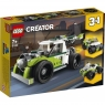 Lego Creator: Rakietowy samochód (31103)