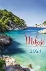 Kalendarz 2021 Kieszonkowy Miłość - Woda