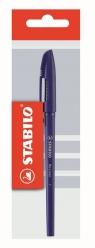 Długopis Stabilo niebieski