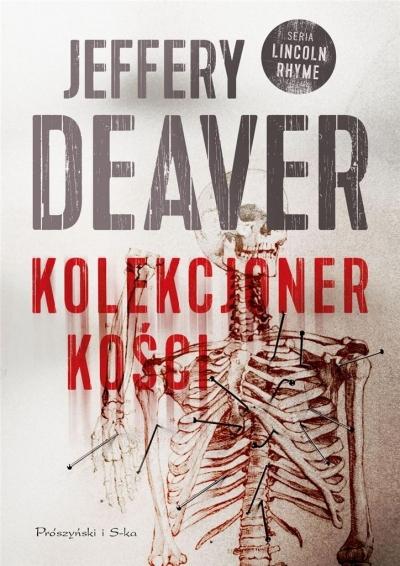 Kolekcjoner kości Jeffery Deaver