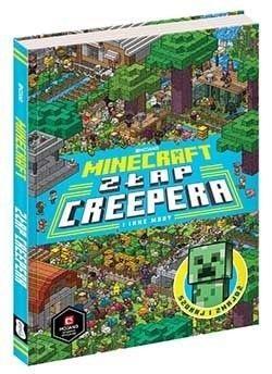 Minecraft. Złap Creepera i inne Moby Milton Stephanie, Thomas McBrien