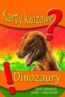 Dinozaury. 100 ciekawych pytań i odpowiedzi. Karty kwizowe