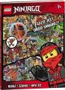 Lego Ninjago Gdzie jest droid samuraj?