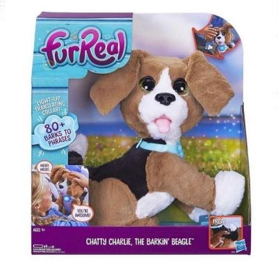 FurReal Rozgadany Charlie Rozszczekany Beagle