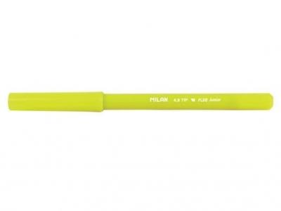 Zakreślacz Fluo Junior żółty (22szt) MILAN