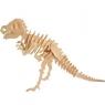 Puzzle drewniane 3D Dinozaur T-Rex