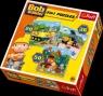 Na budowie - Puzzle 3w1 (34129)