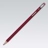 Ołówek techniczny z gumką H Titanum 12szt.