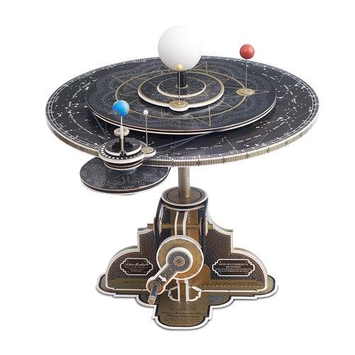 Ruchomy model Układu Słonecznego do samodzielnego montażu