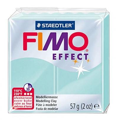 Masa termoutwardzalna Fimo Effect miętowa (8020-505)
