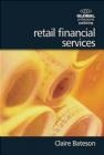 Retail Financial Services Claire Bateson