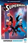 Superman Tom 4 Odrodzony Jurgens Dan, Tomasi Peter J., Gleason Patrick, Dini Paul, Mahnke Doug, Mendoza Jaime, Alamy Christia