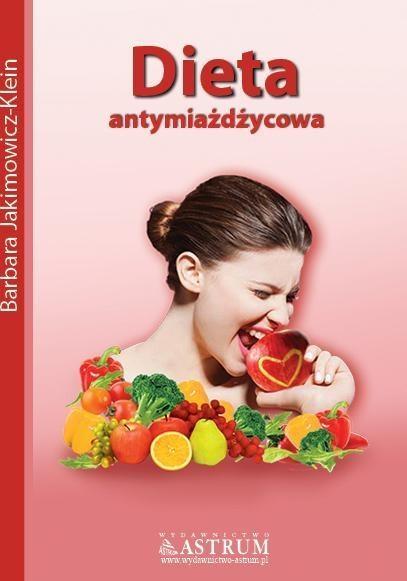 Dieta antymiażdżycowa Jakimowicz Klein Barbara