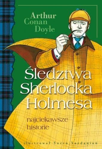 Śledztwa Sherlocka Holmesa Doyle Arthur Conan