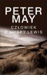 Człowiek z wyspy Lewis Trylogia Wyspa Lewis May Peter