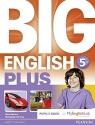 Big English Plus 5 PB/MEL