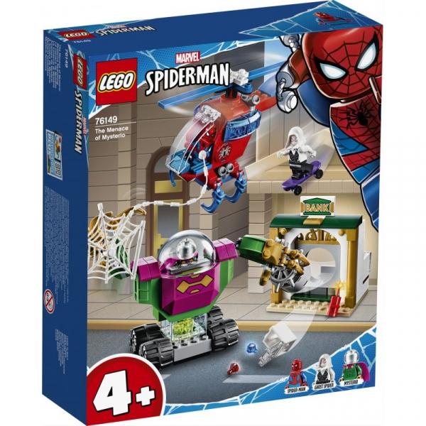 Lego Marvel Spider-Man: Groźny Mysterio (76149)