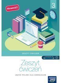J.Polski GIM 3 Kształcenie językowe ćw NE Joanna Kuchta, Joanna Kościerzyńska