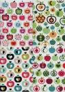 Zeszyt A5 Top-2000 w kratkę 60 kartek Owoce mix
