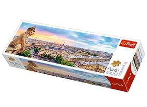 Puzzle 1000 Widok z katedry Notre-Dame (29029)