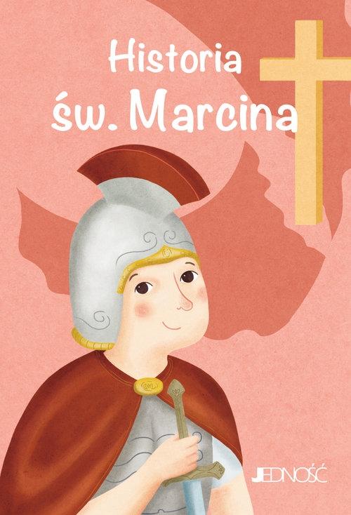 Historia św. Marcina seria: Wielcy przyjaciele Jezusa Fabris Francesca