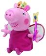 Beanie Babies Świnka Peppa - Księżniczka Peppa 15 cm (46129)