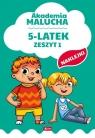 Akademia malucha 5-latek Zeszyt 1