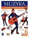 Muzyka. Nuty smyki i patyki 6. Podręcznik z ćwiczeniami z płytą CD. Część 1 i 2